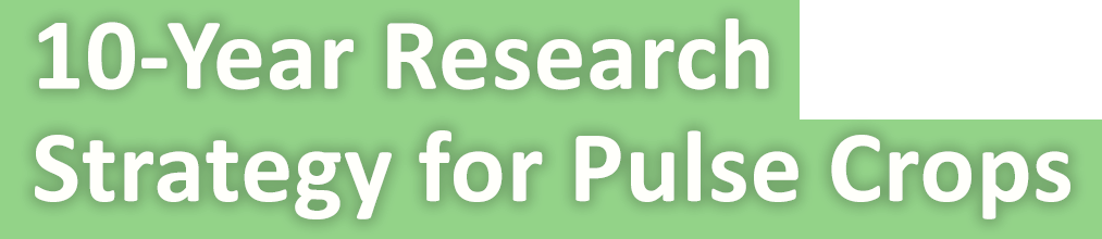 10-year Research Strategy for Pulse Crops