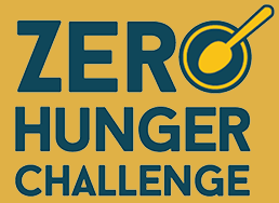 I support the Zero Hunger Challenge